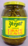 Yergat California GrapeLeaves