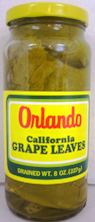 Orlando California GrapeLeaves