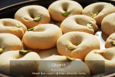 "Daoud Brothers ""Ghraybeh"" Oriental Sweets"