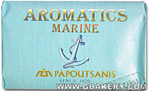"Papoutsanis Aromatics ""Marine"" Scented Luxury Soap"