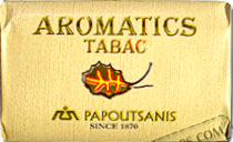 "Papoutsanis Aromatics ""Tabac"" Luxury Soap"