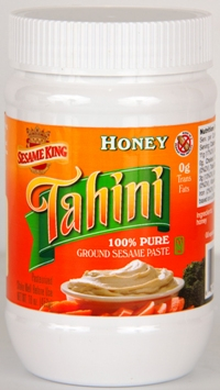 Sesame King Tahini, Honey- 1 lb.