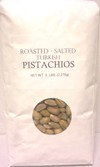 Pistachios - Turkish Salted 5lb. Bag