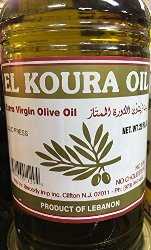 El Koura Virgin Olive Oil
