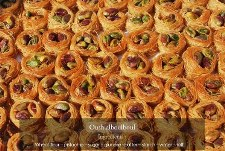 "Daoud Brothers ""Oush El Boulbol"" Oriental Sweets"