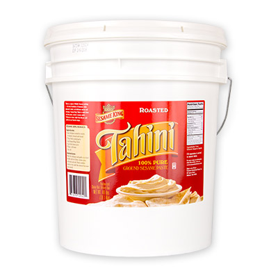 Sesame King Tahini Paste - 40 lb.
