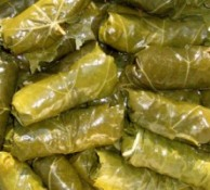 Vegetarian Grape Leaves